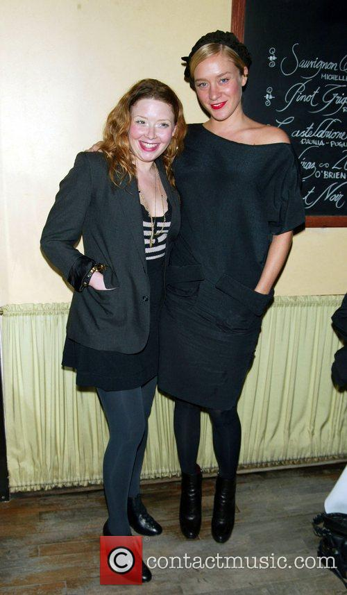 Natasha Lyonne and Friend Chloe Sevigny 7