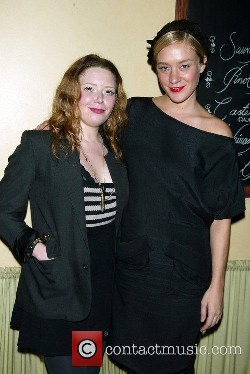 Natasha Lyonne and Friend Chloe Sevigny 2