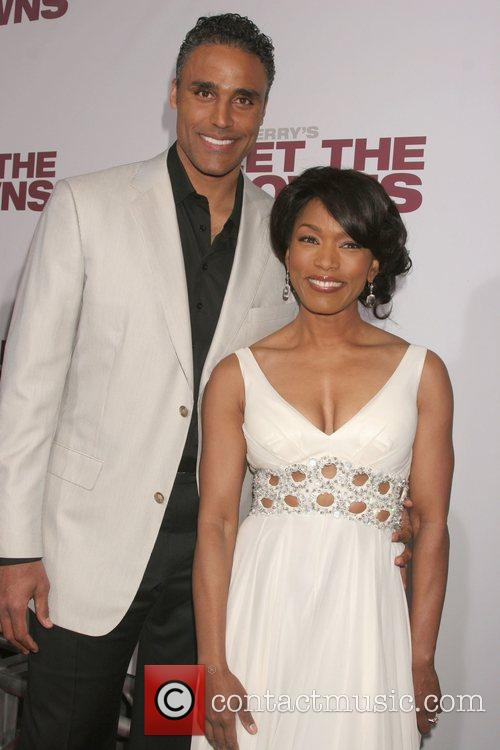 Angela Bassett and Tyler Perry 2