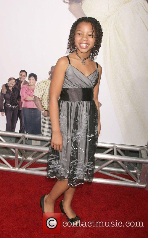 Chloe Bailey World Premiere of Tyler Perry's 'Meet...