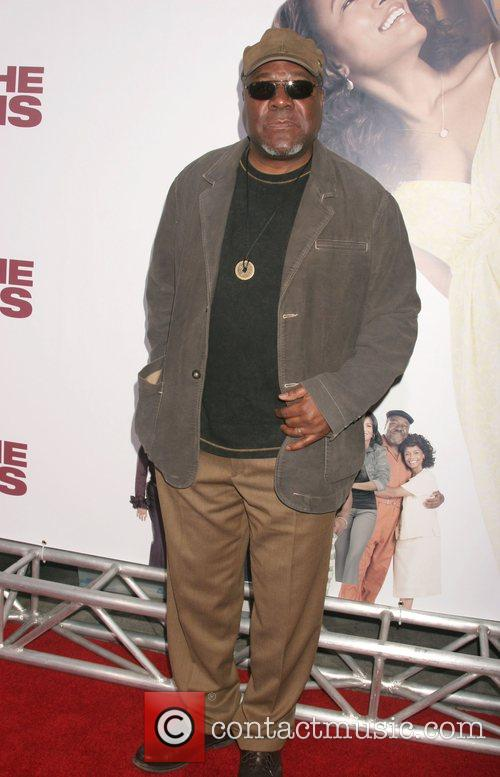 Frankie Faison and Tyler Perry 2