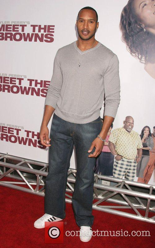 Henry Simmons and Tyler Perry 2