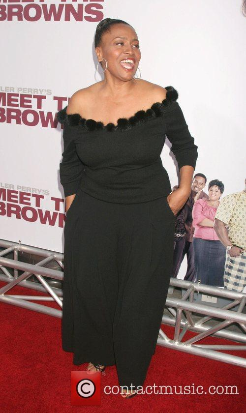 Jennifer Lewis World Premiere of Tyler Perry's 'Meet...