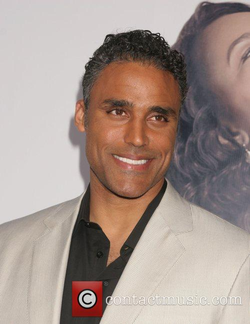 Rick Fox and Tyler Perry 1