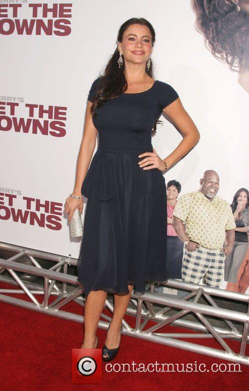 Sofia Vergara World Premiere of Tyler Perry's 'Meet...