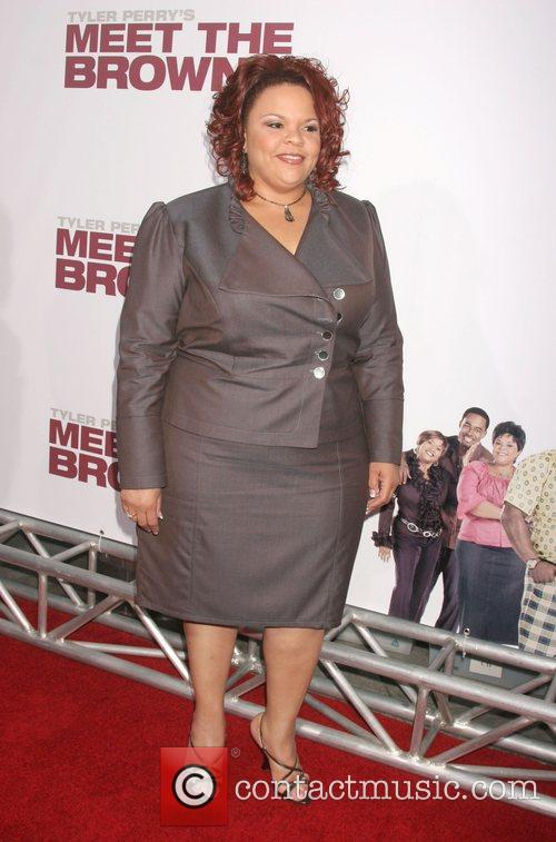 Tamela Mann World Premiere of Tyler Perry's 'Meet...