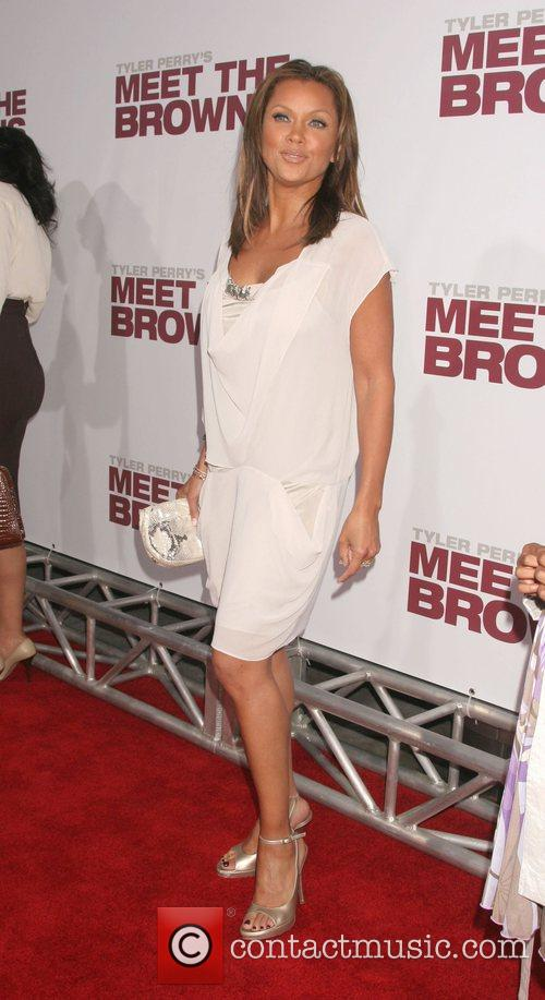 Vanessa Williams World Premiere of Tyler Perry's 'Meet...
