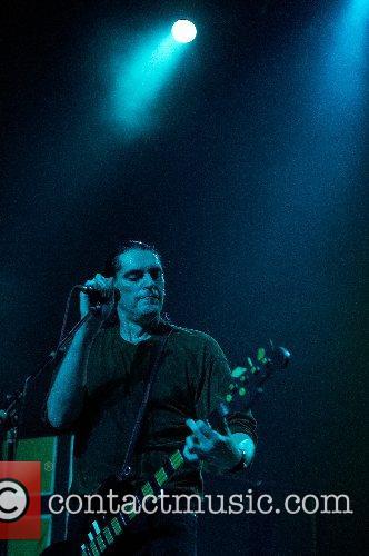 Type O Negative performing live at Coliseu dos...