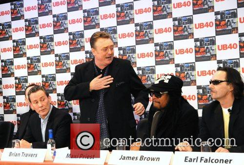 Brian Travers and Ub40 2