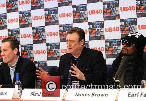 Brian Travers and Ub40 3