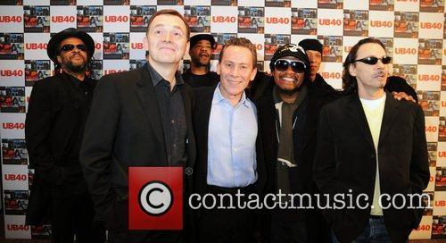 UB40 British Red Red Wine reggae band UB40...