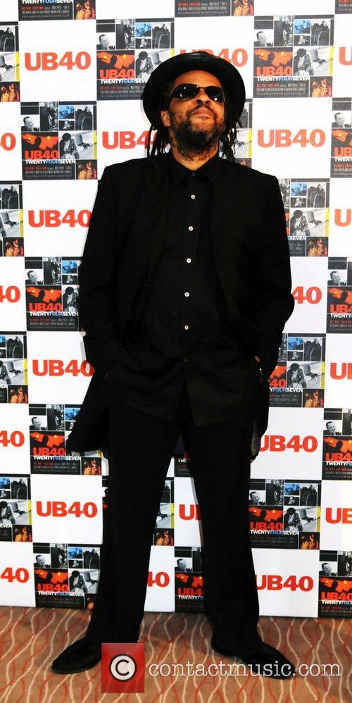 British Red Red Wine reggae band UB40 held...