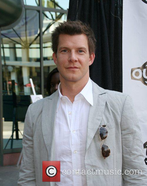 Eric Mabius The cast of 'Ugly Betty' attends...