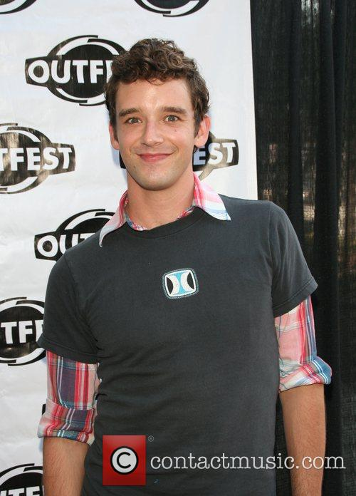 Michael Urie The cast of 'Ugly Betty' attends...