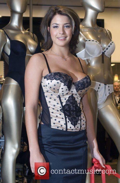 Actress Gemma Atkinson  launches new brand Ultimo...