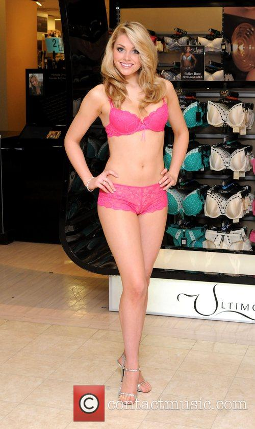 Ultimo Joins The Nations for Bra Fitting Event.