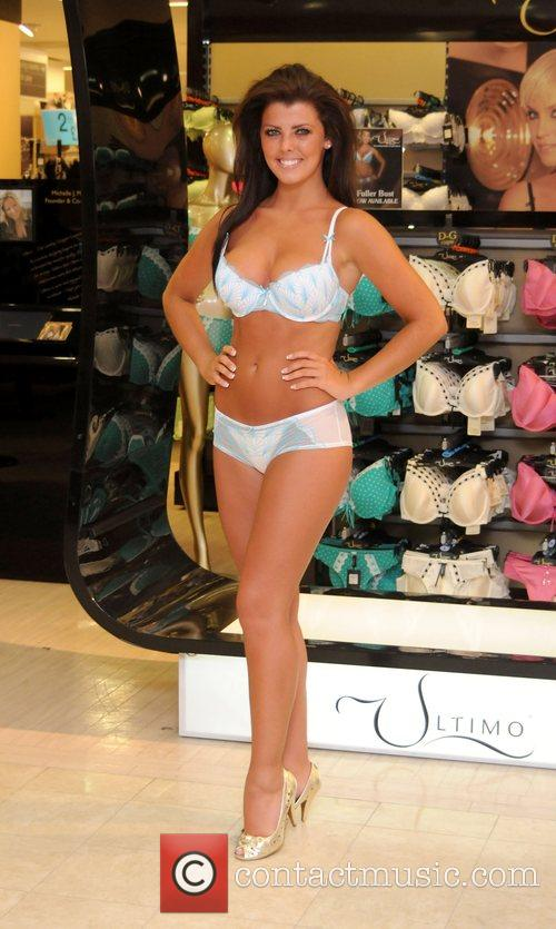 Miss Scotland , Nieve Jennings Ultimo Joins The...