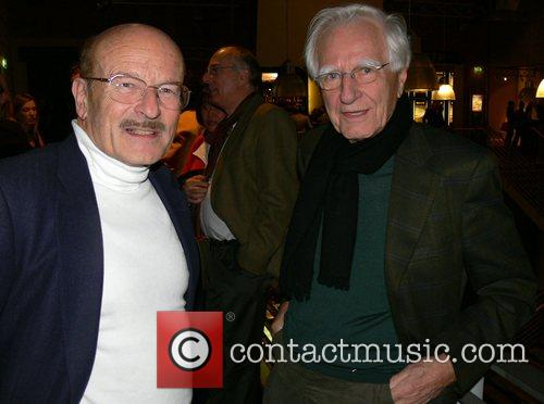 Volker Schloendorff, Erich Marx Aftershow-party for the Premiere...