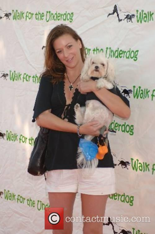 Rita Branch Walk for the Underdog charity supporting...