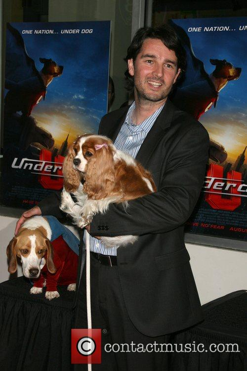 Frederick Du Chau (Director) World Premiere of 'Underdog'...