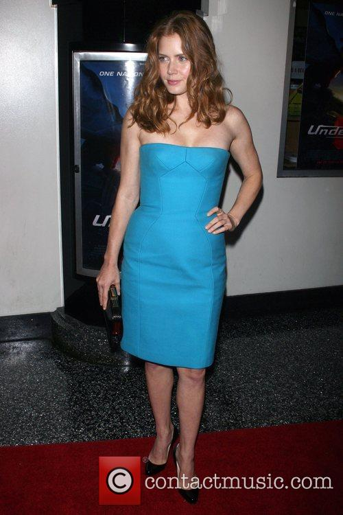 Amy Adams World Premiere of 'Underdog' held at...