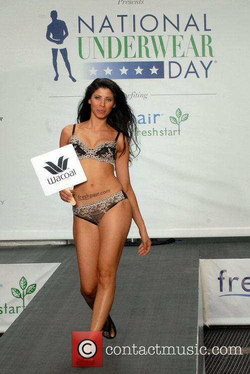 5th Annual National Underwear Day Celebration held in...