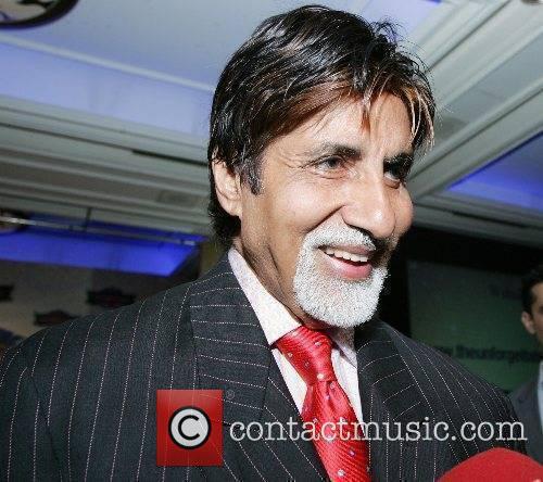 Amitabh Bachchan The Unforgettable Tour announcement at Oulton...