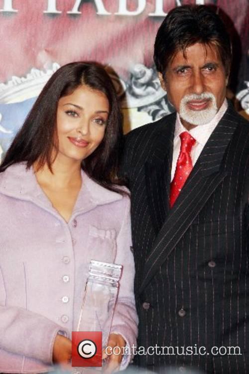 Amitabh Bachchan, Aishwara Bachchan The Unforgettable Tour announcement...