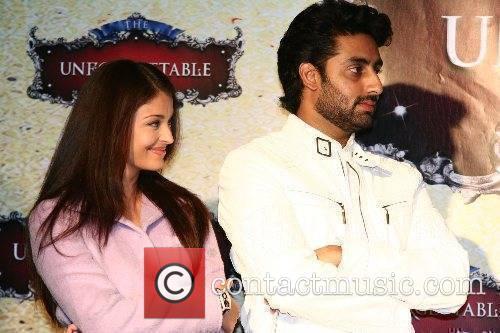 Aishwara Bachchan, Abhishek Bachchan The Unforgettable Tour announcement...