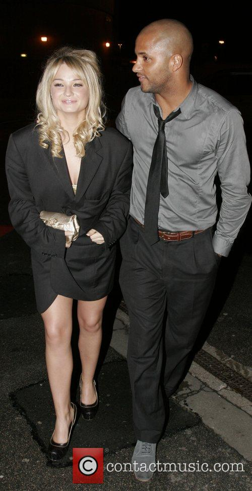 Emma Rigby and Ricky Wittal Unicef gala dinner...