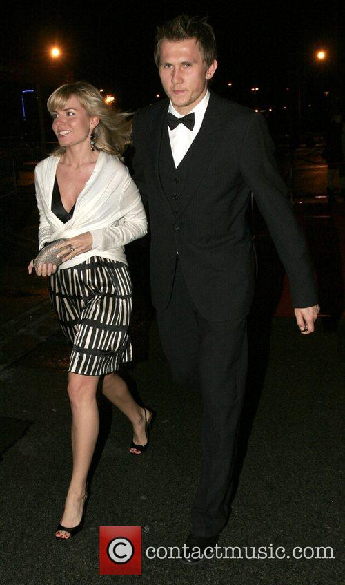 Tomasz Kuszczak and guest Unicef gala dinner 07...