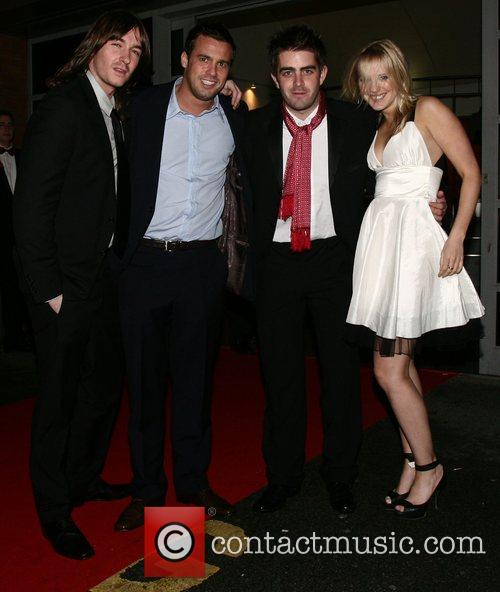 Guests Unicef gala dinner 07 at Old Trafford...