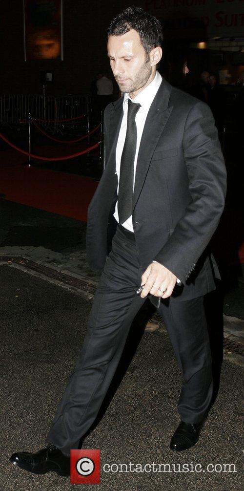 Ryan Giggs Unicef gala dinner 07 at Old...