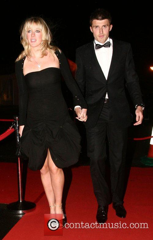 Lisa Roughead and Michael Carrick UNICEF Gala dinner...