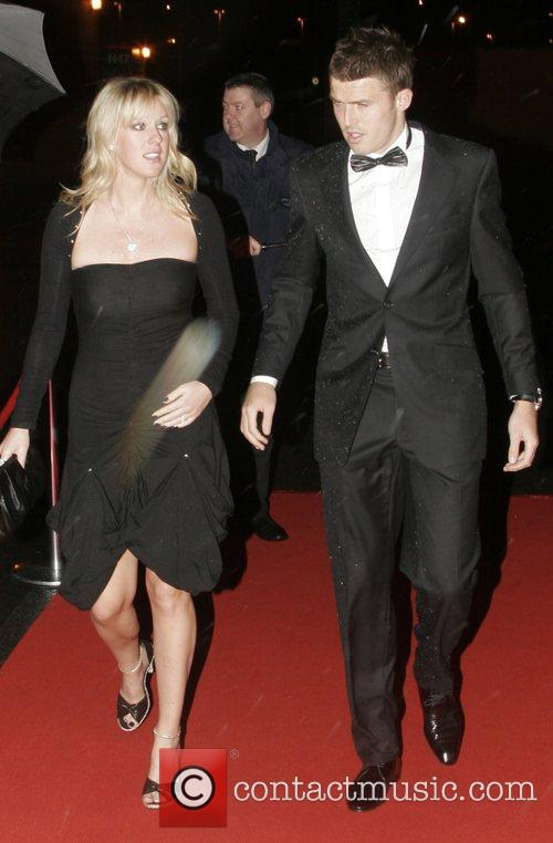 UNICEF Gala dinner held at Old Trafford Football...