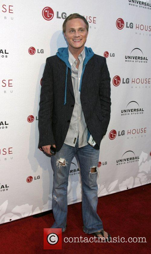 David Anders Universal Media Studios Emmy Party at...