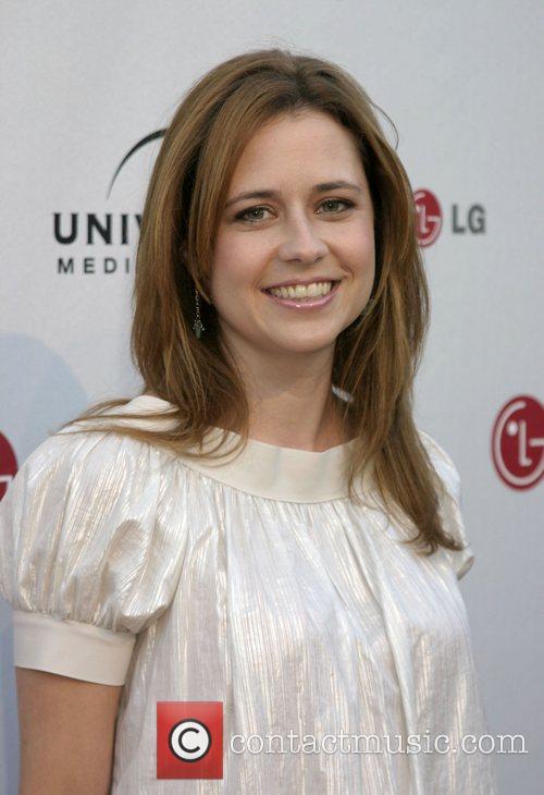 Jenna Fisher Universal Media Studios Emmy Party at...