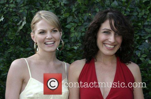 Jennifer Morrison and Lisa Edelstein  Universal Media...