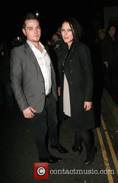 Brit Awards 2008 - Universal/Island Records aftershow party...