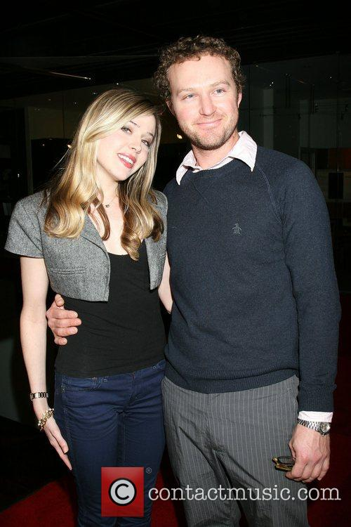 Majandra Delfino and Devon Gummersall 6