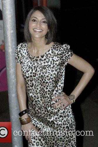 Asha Kuerten  2007 Urban Music Awards at...