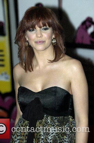 Brielle Davis  2007 Urban Music Awards at...
