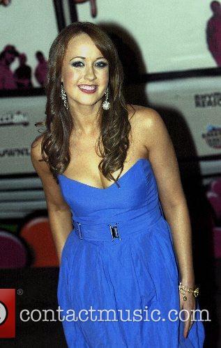 Lizzy Lovett  2007 Urban Music Awards at...