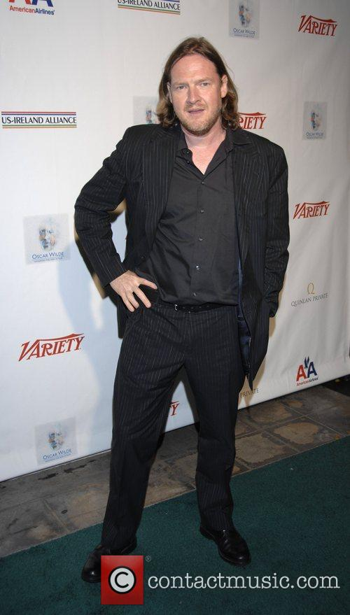 Donal Logue US-Ireland Alliance Pre-Academy Awards party at...
