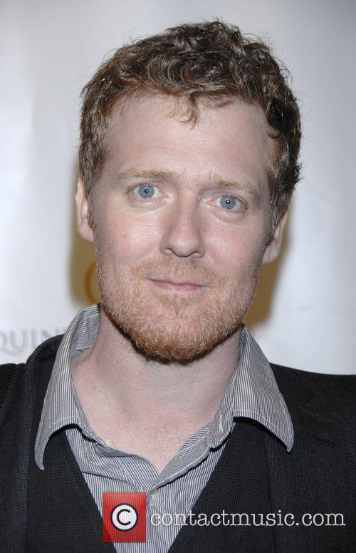 Glen Hansard  US-Ireland Alliance Pre-Academy Awards party...