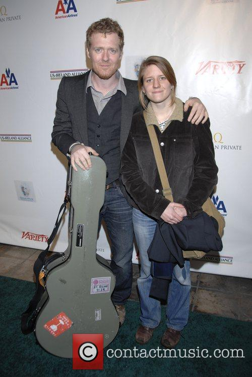 Glen Hansard and Marketa Irglova US-Ireland Alliance Pre-Academy...