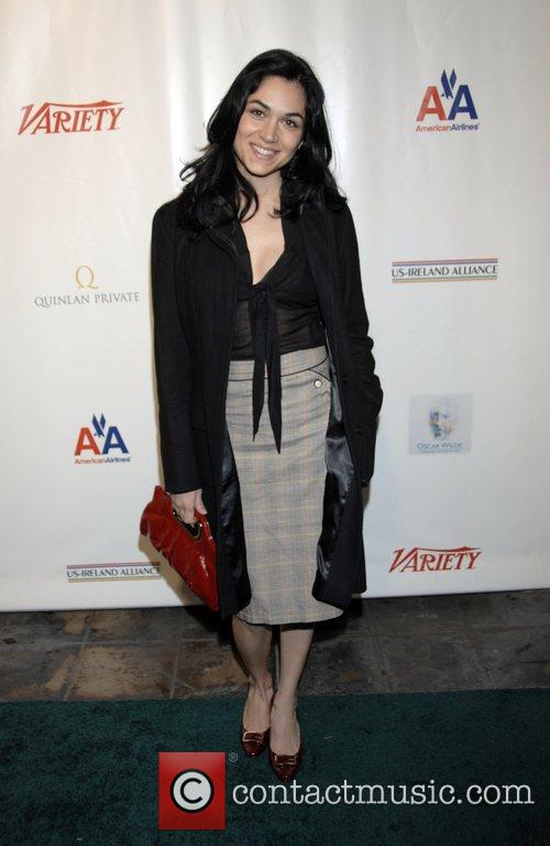 Lela Loren  US-Ireland Alliance Pre-Academy Awards party...