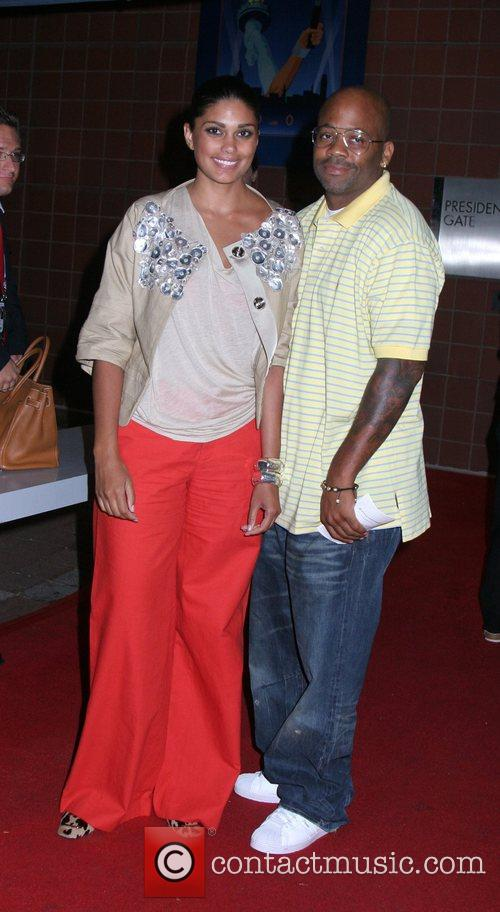 Rachel Roy and Damon Dash 4