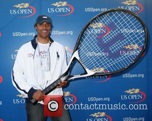 Super Saturday at the US Open Tennis Matches...