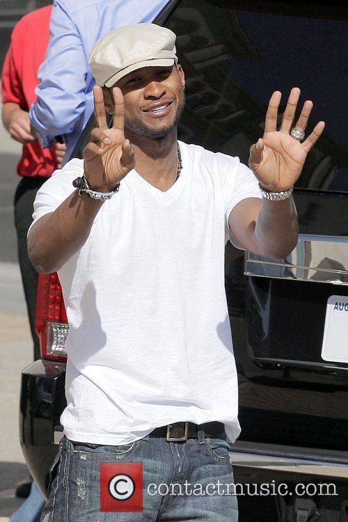 Usher Raymond Apologized, Usher and Usher Raymond 2